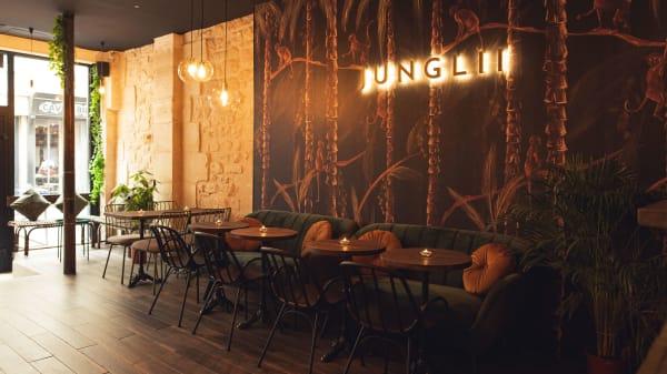 Junglii Indian Street Food, Paris
