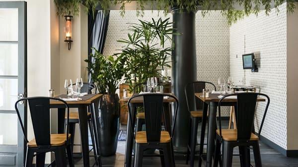 salle - Café Gustave, Nice