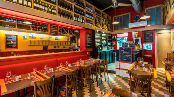 Aperçu de l'intérieur - Via Mela, Paris