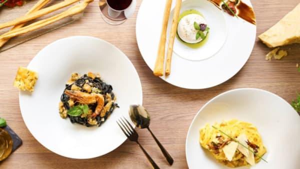 Suggestion de plat - À l'Italienne - By Chef Michel, Ixelles