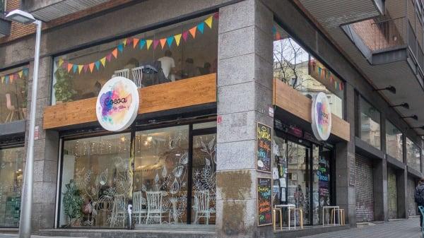 Fachada - Cocoa, Barcelona