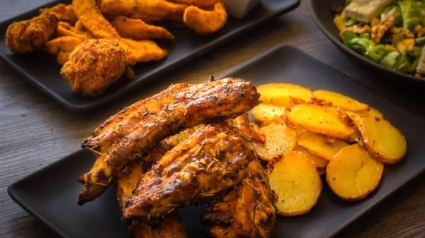 Sugerencia del chef - La Parrilla de Pollos Planes- Isla Azul, Madrid
