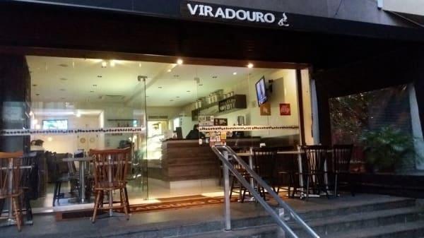 Vista da sala - Viradouro Café, São Paulo