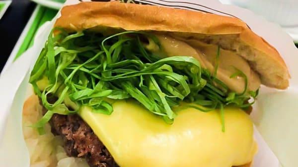 Burger - Original Burger - Brooklin, São Paulo