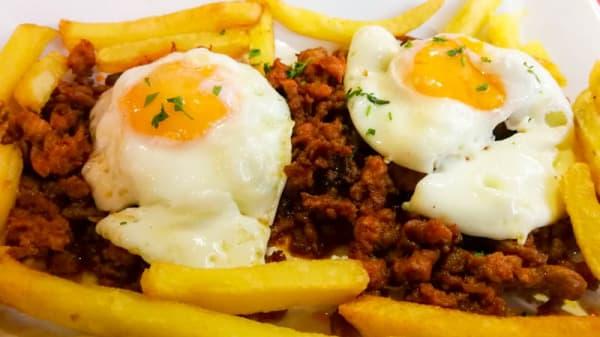 Sugerencia del chef - Black & gold, Madrid