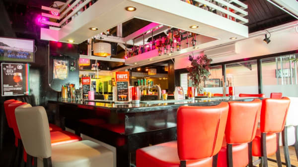 Restaurant - Thuys eten&drinken, Schelluinen