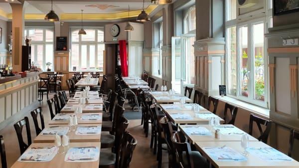 Salle du restaurant - A l'Observatoire, Strasbourg