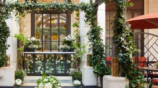 Terrace - The Garden at Corinthia, London
