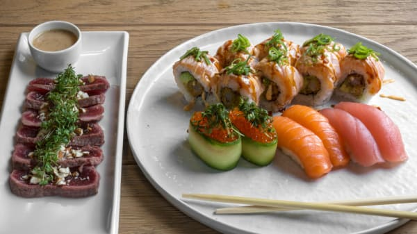 Sushi - Nozomi, København K