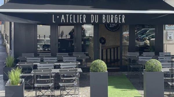 L'Atelier du Burger, Ivry-sur-Seine