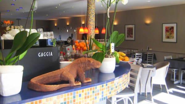 Suggestion du Chef Vue de la salle - La Tapa Canaria, Berlare