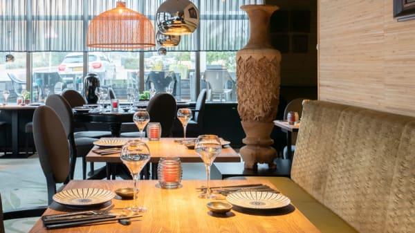 Restaurant - Cha House Restaurant & Lounge, Ede