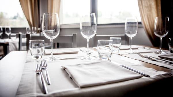 Particolare tavolo - Mata - Ristorante, Macherio