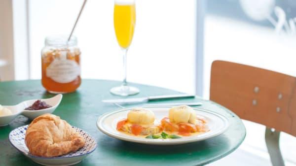 Sugerencia del chef - La Croquetta, Madrid