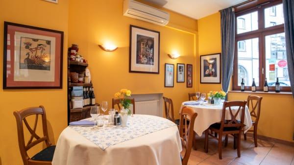Salle du restaurant - La Vieille Tour, Strasbourg