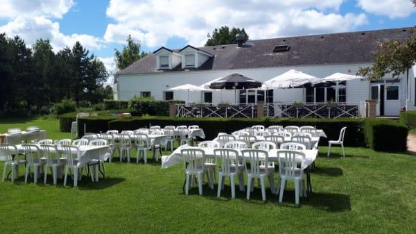 Terrasse sur le golf - Cotton Club, Poses