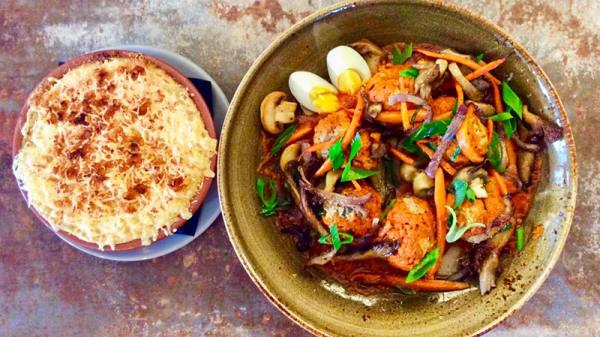 Suggestion du Chef - Café Tartine, Courtrai