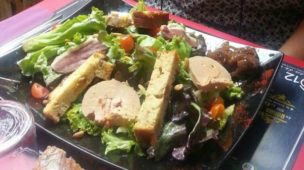 sugerencia del chef - Les Potos 12, Rodez