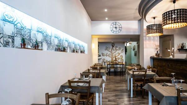 Vista sala - Albero Vita - Natural Restaurant, Pistoia