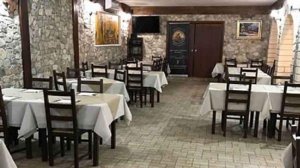 Interno - La Locanda di San Luca, Vieste