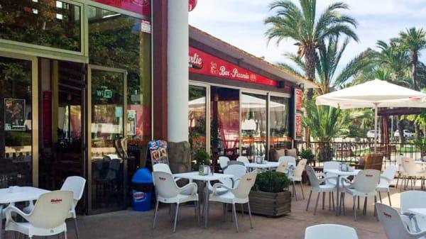 Terrraza - Pizzería Charlie, La Nucia