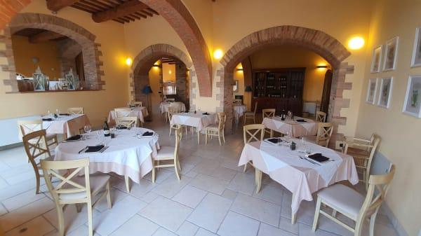 Interno - Villa Preselle, Localita' Valletta