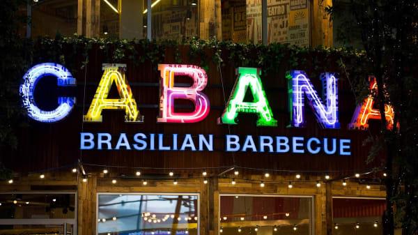 Cabana - The O2, London