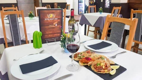 Sugerenci adel chef - Bring Sport Tacos, Madrid
