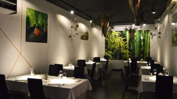 Sala del restaurante - Raúl Resino, Benicarló