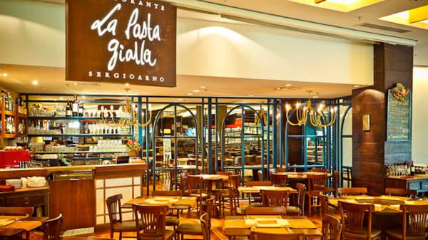 rw sala - La Pasta Gialla - Park Gourmet, Curitiba