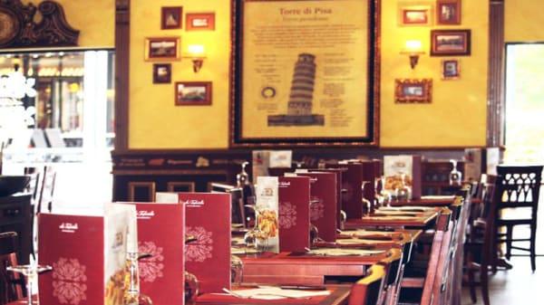Vue de la salle - La Tagliatella - Perpignan, Perpignan