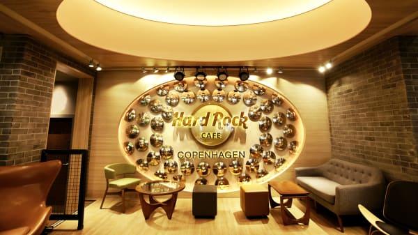 Hard Rock Stage - Hard Rock Café, København