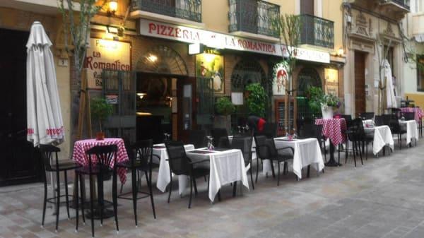 Terrazza - Restaurante Pizzería La Romántica, Málaga