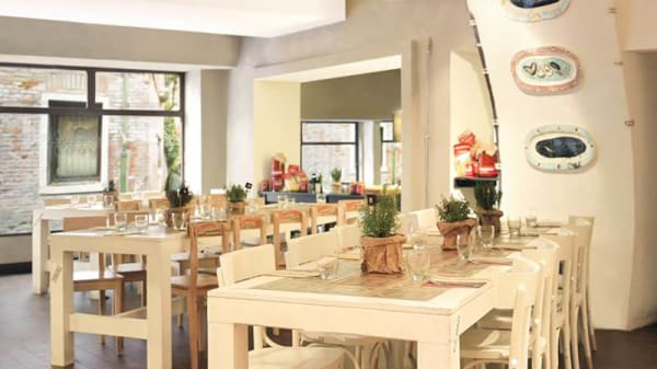 Sala - Rossopomodoro Venezia Ristorante Pizzeria, Venezia
