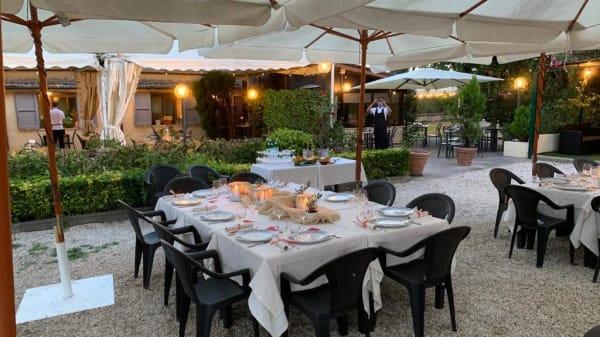 Esterno - Montarozzo vino e cucina, Rome