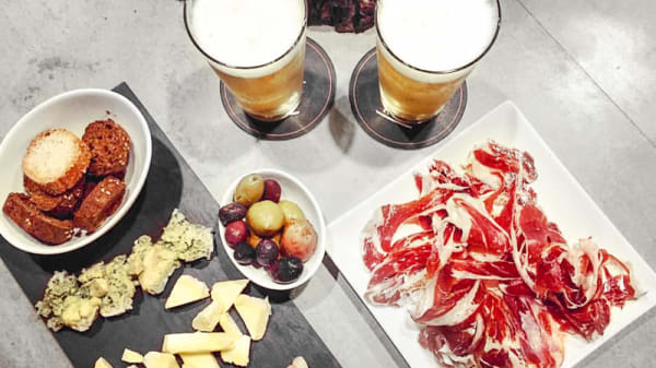 Sugerencia de chef - The Beerket, Barcelona