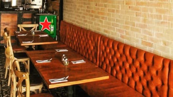 Sala del restaurante - Brunetta Pizzeria  (Chia), Cajicá, La Concepcion, Cajicá