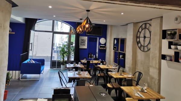 Vue de la salle - Roty's, Montpellier