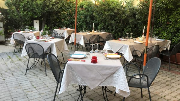 Terrazza - Il Borgo Ferrera, Milano