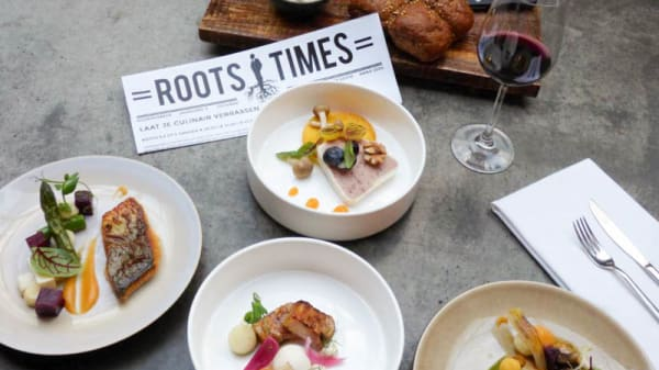 Suggestie van de chef - Roots, Hilvarenbeek