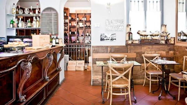sala - Taverna del Verziere, Milano