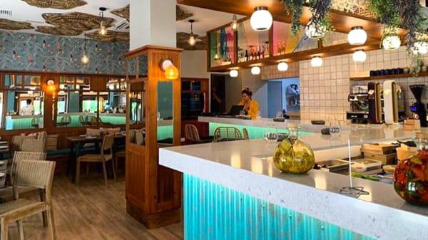Sala del restaurante - La Cantina Canalla, Sant Antoni De Portmany