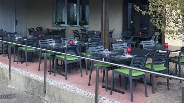 Terrasse - Auenstube, Bassersdorf