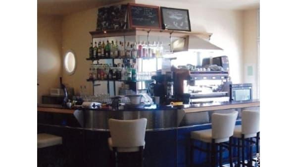 Vue du bar - Le Nautilus, Salon-de-Provence
