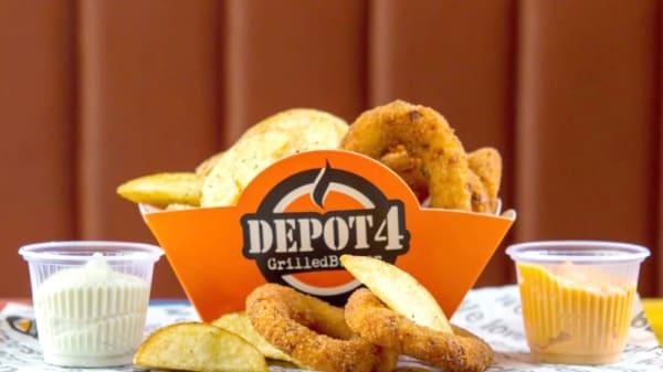 Sugestão do chef - Depot4 Grilled Burger - Tatuapé, São Paulo