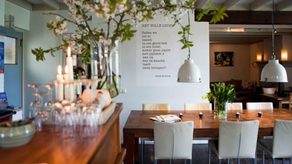 Restaurantzaal - Herberg Het Volle Leven, Appelscha