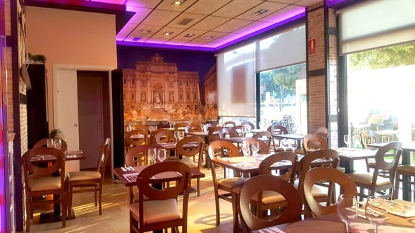 Sala - Casa di Roma Francia, Valencia