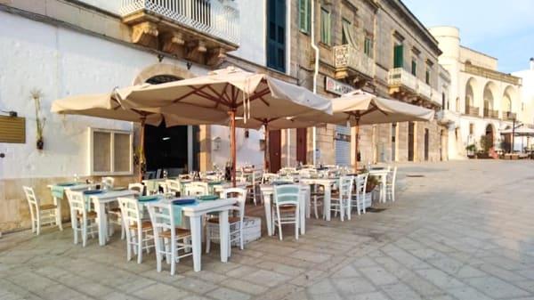 Terrazza - Vattelappesca, Cisternino