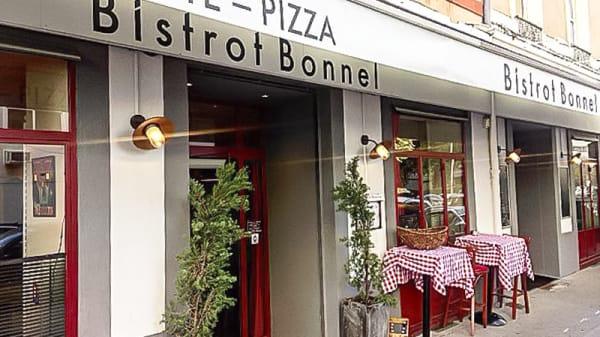 Devanture - Le Bistrot Bonnel, Lyon