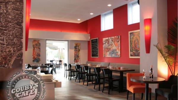 Restaurant - Couby's Café, Cannes